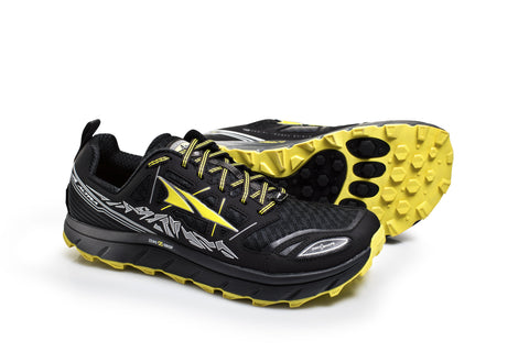 Lone Peak 3.0 Men's - Black/Yellow
