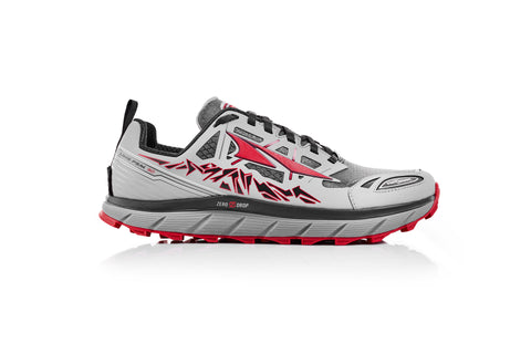 Lone Peak 3.0 NeoShell Men's - Gray/Red