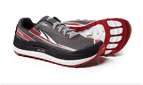 Olympus 2.0 Men's - Charcoal/Racing Red