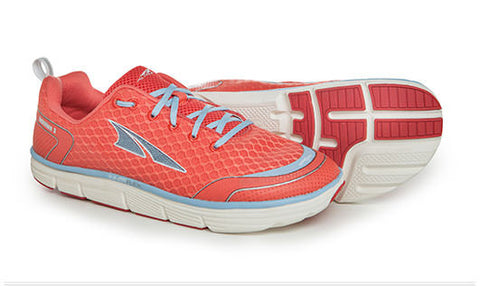 Intuition 3.0 Women's - Coral/Blue