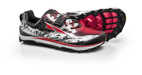 King MT Men's - Black/Red