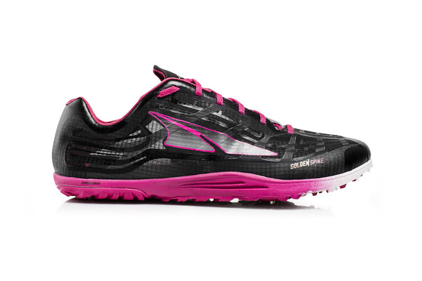 Golden Spike Men's - Black/Diva Pink