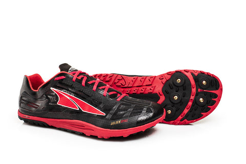 Golden Spike Men's - Black/Red
