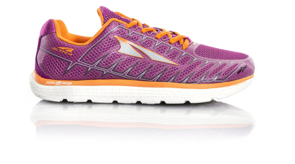 One V3 Women's - Purple/Orange