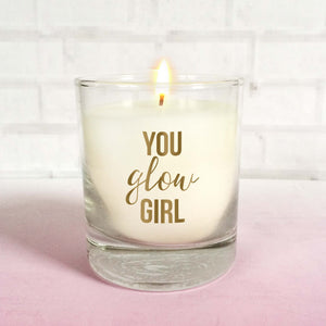 Sarah Catherine You Glow Girl Candle