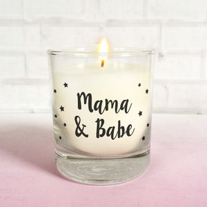 'Mama & Babe' Feeding Scented Candle