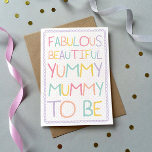 'Mum To Be' Card - Sarah Catherine