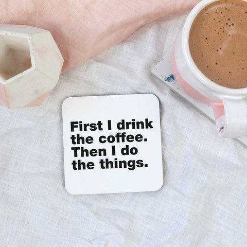 Coffee Lover Coaster