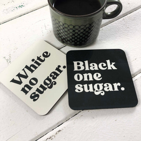 Personalised Tea or Coffee Coasters