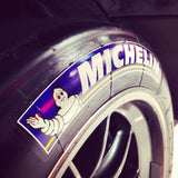 MICHELIN Tire Lettering (Full Color - Set of 4)