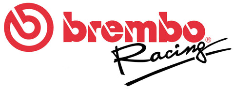 Brembo Racing Window/Body Decal