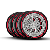 Create Your Own Tire Lettering with Sidewall Stripes