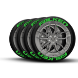 Falken Tire Lettering and Tire Stickers