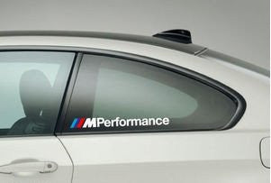 M Performance Window/Body Decal (Set of 2)