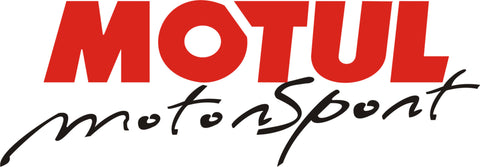 Motul Motorsport Window/Body Decal