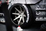 SPEEDHUNTERS Tire Lettering Set (4 Decals)