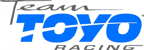 Team Toyo Racing Tire Lettering Tire Sticker