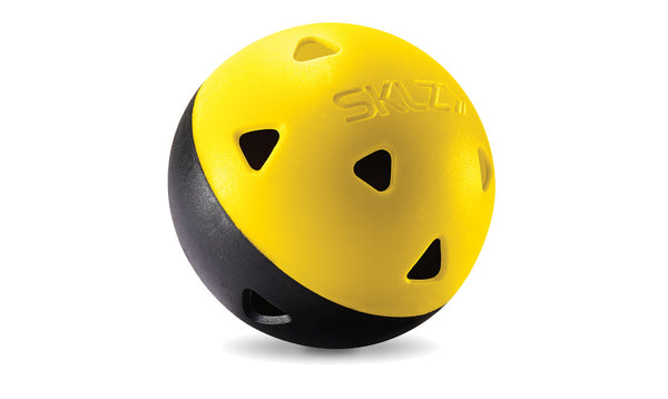 SKLZ IMPACT GOLF BALLS - Heavy-Duty, Long Lasting Limited Flight Mini Training Ball