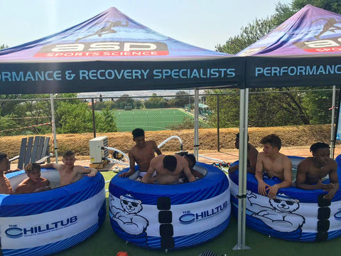 TheChillTub - PerformBetter.co.za by ASP Sports Science