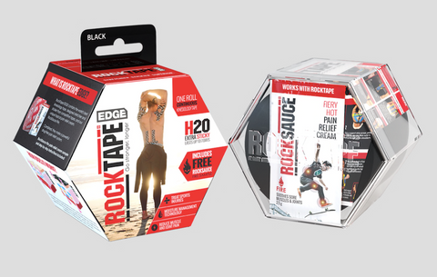 ROCKTAPE EDGE - BLACK