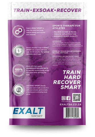 Exalt Soothe & Sleep