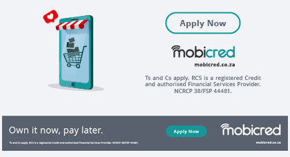 MobiCred Now Available Own your Investment Today Apply Now