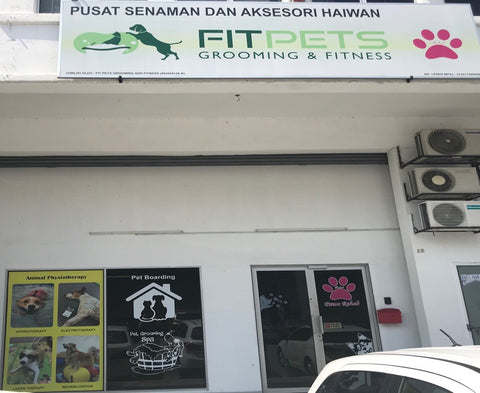 Paws Rehad Shop Front 1