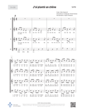 COMPILATION VIGNEAULT (harm. C. Thompson) - SATB