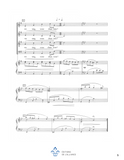 Nous chantons - SATB + piano