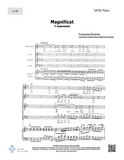 Magnificat, 1er mouvement - SATB + piano