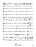 L'absent - SATB + piano