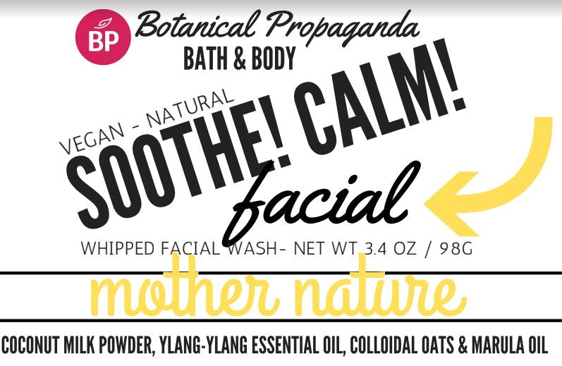 Mother Nature Facial Whip!