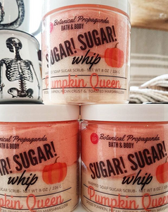 🎃Pumpkin Queen Sugar Whip