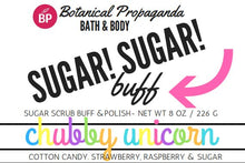 Emulsified Buff Sugar Scrubs