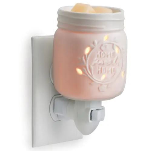 Pluggable Fragrance Warmers - Classic Collection | Mason Jar