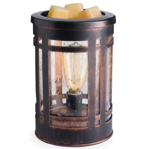 "Edison Bulb ""Mission"" Illumination Warmer"