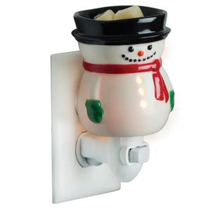 Pluggable Fragrance Warmer - Holiday Editions | Frosty- COMING SOON