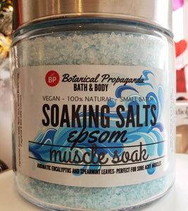 Soaking Salts FAMILY DAY SALE!!