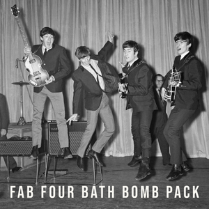 FAB FOUR Bath Bombs