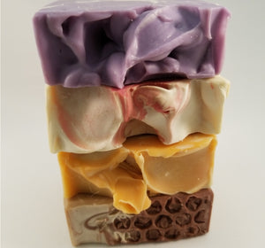 Natural Small Batch Cold Process Vegan Soap Made in Canada