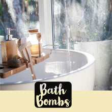 "Our Luxury Signature Bath Bombs are handmade in small batches to ensure ultimate freshness.  These beauties are all about your Skin! We are proud makers of Luxury Bombs that release skin loving Carrier Oils to ensure you experience the softest of skin when finished. We have perfected our recipe over the past 5 years to produce the ""perfect"" Bath Bomb which won't stain you or your tub, won't dry out your skin and will leave you with a gorgeous glow and tantalizing lingering scent."