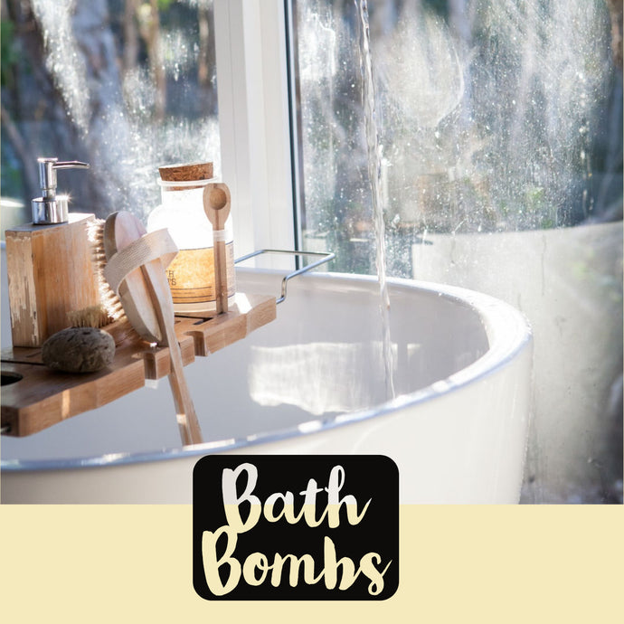 BP Luxury Signature Bath Bombs