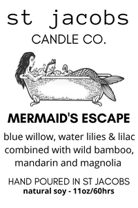 🧜‍♀️ MERMAID'S ESCAPE