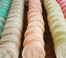 "Loofah Soaps handmade at ""The Bath Market"" in St. Jacobs Ontario"