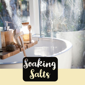 Soaking Salts