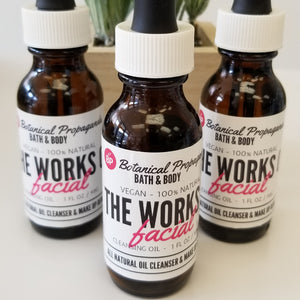 The Works Cleansing Oil