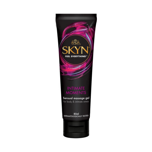 Mates SKYN Intimate Moments Massage Gel 80ml