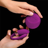 LELO Tiani 2 Design Edition Deep Rose Couples Vibrator