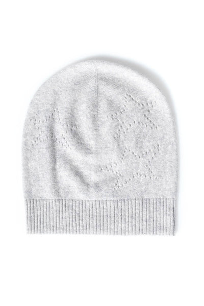 Head in the Stars Beanie in Dove