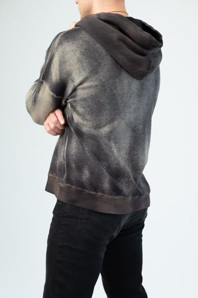 Hooded Sweatshirt in Corda